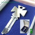 Maltese Cross Key Blank